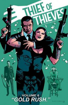 Thief of Thieves Volume 6 av Andy Diggle (Heftet)
