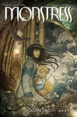 Omslag - Monstress Volume 2