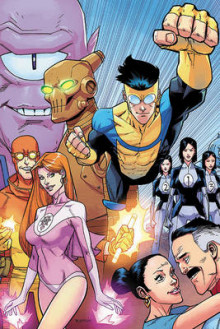 Invincible Ultimate Collection Volume 11 av Robert Kirkman (Innbundet)