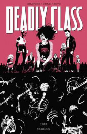 Deadly Class Volume 5: Carousel av Rick Remender (Heftet)