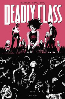 Deadly Class: Volume 5 av Rick Remender (Heftet)