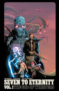 Seven to Eternity av Rick Remender (Heftet)
