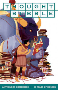 Thought Bubble Anthology Collection av Kate Beaton, Rick Remender og Warren Ellis (Heftet)