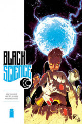 Omslag - Black Science Volume 6