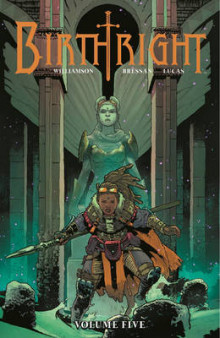 Birthright Volume 5 av Joshua Williamson (Heftet)