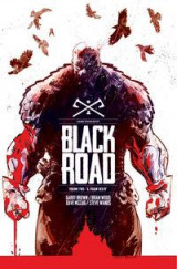 Omslag - Black Road Volume 2