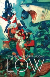 Low Volume 4: Outer Aspects of Inner Attitudes av Rick Remender (Heftet)