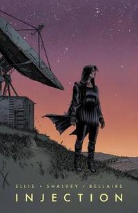 Injection Volume 3 av Warren Ellis (Heftet)