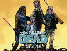The Walking Dead 2018 Calendar av Robert Kirkman (Heftet)