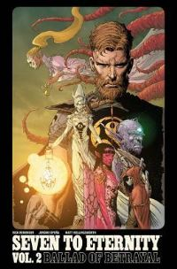 Seven to Eternity Volume 2 av Rick Remender (Heftet)