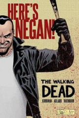 Omslag - The Walking Dead: Here's Negan