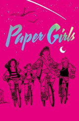 Omslag - Paper Girls Deluxe Edition Volume 1