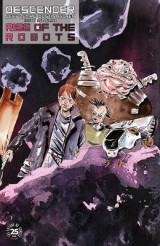 Omslag - Descender Volume 5