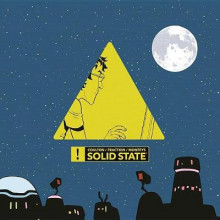 Solid State av Jonathan Coulton og Matt Fraction (Heftet)