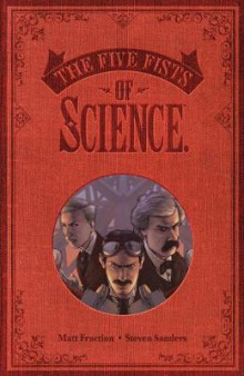 Five Fists of Science (New Edition) av Matt Fraction (Heftet)