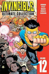 Invincible: The Ultimate Collection Volume 12 av Robert Kirkman (Innbundet)
