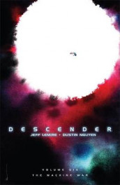 Descender Volume 6: The Machine War av Jeff Lemire (Heftet)
