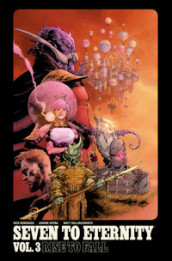 Seven to Eternity Volume 3: Rise to Fall av Rick Remender (Heftet)