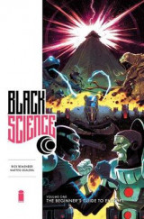Omslag - Black Science Premiere Hardcover Volume 1 Remastered Edition