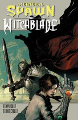 Omslag - Medieval Spawn/Witchblade Volume 1