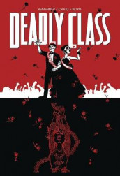 Deadly Class Volume 8: Never Go Back av Rick Remender (Heftet)