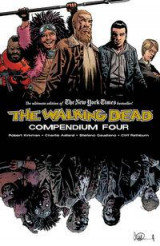 Omslag - The Walking Dead Compendium Volume 4