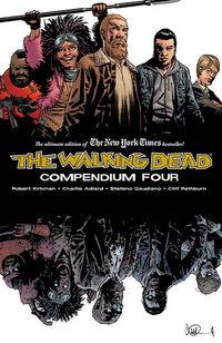 The Walking Dead Compendium Volume 4 av Robert Kirkman (Heftet)