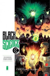 Black Science Premiere Hardcover Volume 3: A Brief Moment of Clarity av Rick Remender (Innbundet)