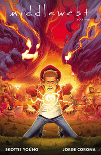 Middlewest Book Three av Skottie Young (Heftet)