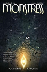Omslag - Monstress Volume 5
