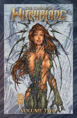 Omslag - The Complete Witchblade, Volume 2
