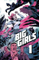 Omslag - Big Girls, Volume 1