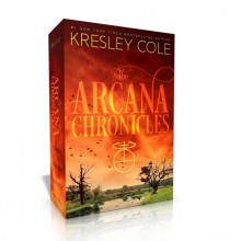 The Arcana Chronicles av Kresley Cole (Heftet)