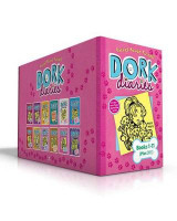 Omslag - Dork Diaries Books 1-11 (Plus 3 1/2)