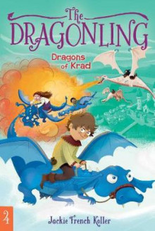 Dragons of Krad av Jackie French Koller (Innbundet)
