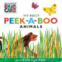 My First Peek-A-Boo Animals av Eric Carle (Pappbok)