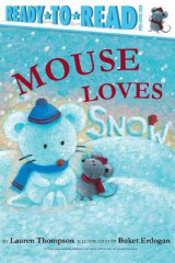 Omslag - Mouse Loves Snow