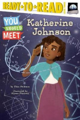 Omslag - Katherine Johnson
