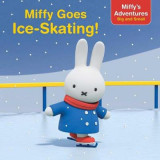 Omslag - Miffy Goes Ice-Skating!