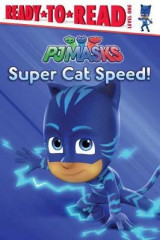 Omslag - Super Cat Speed!
