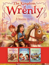 Omslag - The Kingdom of Wrenly 3 Books in 1!