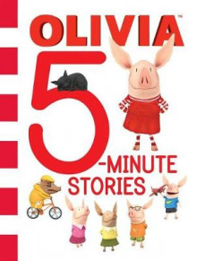 Olivia 5-Minute Stories av Various (Innbundet)
