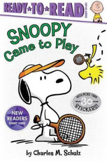 Snoopy Came to Play av Charles M Schulz (Heftet)