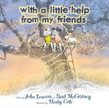 With a Little Help from My Friends av John Lennon og Paul McCartney (Innbundet)