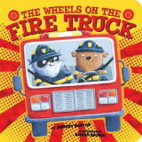 Omslag - The Wheels on the Fire Truck
