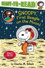 Snoopy, First Beagle on the Moon! av Charles M Schulz (Innbundet)