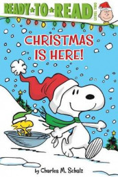 Christmas Is Here! av Charles M Schulz (Innbundet)