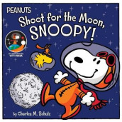 Shoot for the Moon, Snoopy! av Jason Cooper og Charles M Schulz (Innbundet)