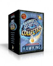 George's Secret Key Complete Hardcover Collection av Lucy Hawking og Stephen Hawking (Innbundet)