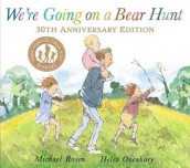 We're Going on a Bear Hunt av Michael Rosen (Heftet)